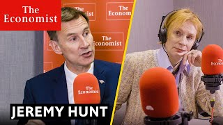 Why Jeremy Hunt thinks he'll be Britain's next prime minister | The Economist Podcast