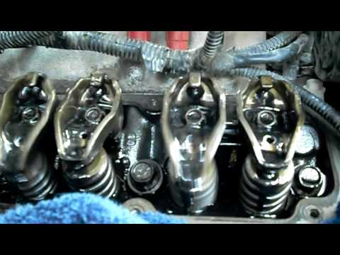 Amc 304 Jeep Engine Diagram 2000 Dodge Ram 1500 5 9 Rocker Arms And Springs In Action