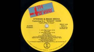 Steinski & Mass Media Featuring D.J. Sugar Kane ‎– Let