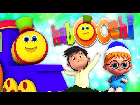 bob kereta | Kaboochi | tantangan menari | video untuk anak-anak | Kids Tv Indonesia | Lagu Anak