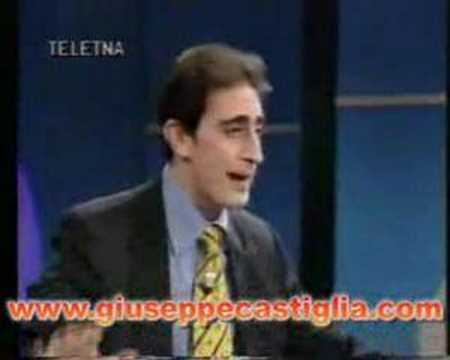 Giuseppe castiglia sedia elettrica youtube for Sedia elettrica youtube