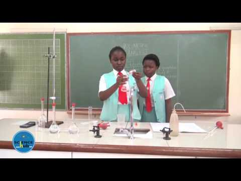 SCIENCE HUB Loreto Convent Valley Road Chemistry Form 3 Lesson 7 Back Titration  KCSE