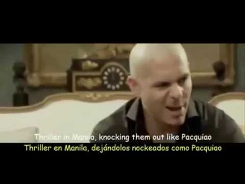 Pitbull ~ Get It Started ft. Shakira (Lyrics Sub. Spanish/Español) Official Video