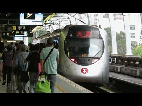 港鐵馬鞍山綫首日改用全新停車位置+月台伸延部分正式啟用