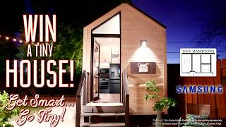 Plesser's Appliance - Tiny House Giveaway