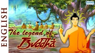 Legend Of Buddha (English) - Kids Animated Movies - HD