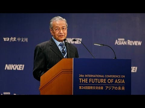 Malaysia won't slip into bankruptcy, says Dr M