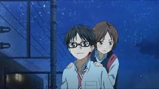 6 Аниме, в котором парень носит девушку на плечи / спине | Shoulder riding in anime