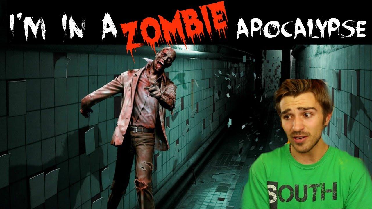 24 hour live streaming zombie apocalypse boston tom youtube