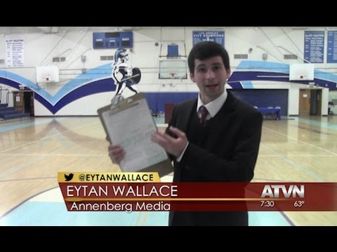 CA Sec of State Hosts Voting Registration Function for High School Students -- Eytan Wallace Reports