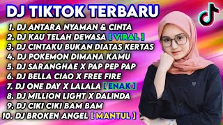 Download lagu DJ TIKTOK VIRAL TERBARU 2020 | ANTARA NYAMAN & CINTA | ONE DAY LALALA | DJ REMIX FULL ALBUM TERBARU