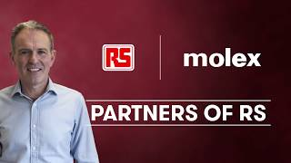 Electronic solutions from Molex Partners of RS RS Components