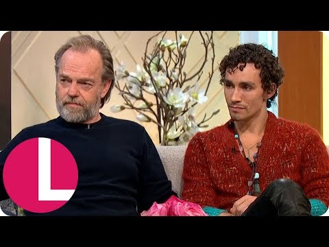 Hugo Weaving and Robert Sheehan Love the Bad-Ass Women in Their New Film Mortal Engines | Lorraine