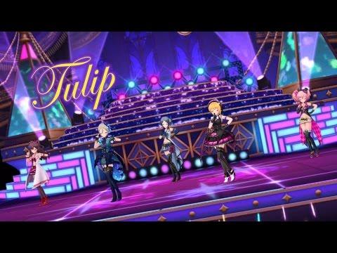「デレステ」Tulip (Game ver.) LiPPS 標準メンバー 一ノ瀬志希、塩見周子、速水奏、宮本フレデリカ、城ヶ崎美嘉 SSR