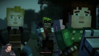 "MINECRAFT STORY MODE-""TI SI HEROJ!!!"" Episode 4. [LIVE/GOTOVO]"