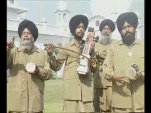 Dhadi Gurbaksh Singh Albela , Ik Sachi Ae Guru Ji Teri Baani.flv