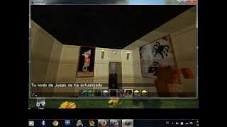 Tutorial Descargar mapa minecraft primera temporada Vegetta777