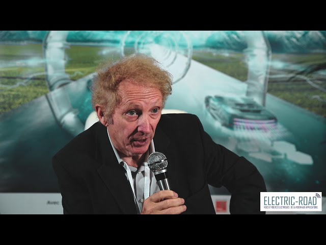 ELECTRIC ROAD : Interview GÉRARD FELDZER | CONSULTANT