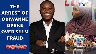 FBI Arrest Forbes Under 30 Nigerian Entrepreneur Obinwanne Okeke For $11 Million Fraud