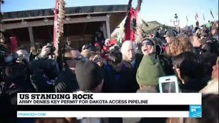 US - Army denies key Dakota pipeline permit in a victory for native Americans, activists