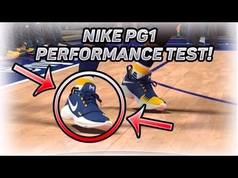 NIKE PG1 Performance Review (PAUL GEORGE)