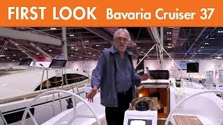 2014 Bavaria Cruiser 37 First Look Video