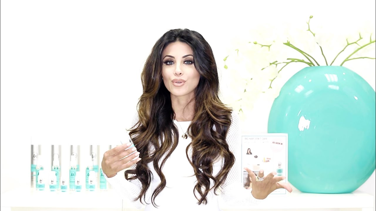 Leyla milani how to get major volume in your hair youtube pmusecretfo Gallery