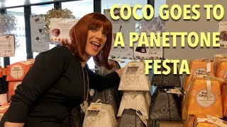 Coco Goes to a Panettone Festa
