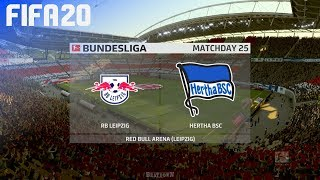 Check out this brand new fifa 20 gameplay of the bundesliga by beatdown gaming on ps4. in match rb leipzig take hertha bsc at red bull arena!► cl...