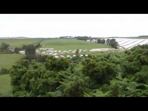 View from Ewieside Hill - Chesterfeild Country Retreat 2011