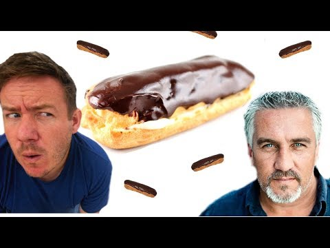 Paul Hollywood Chocolate Eclairs | MVK tries #6