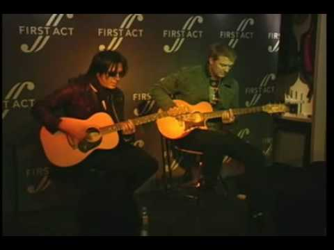 Queens of the Stone Age, In the Fade (Acoustic 2007) music