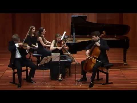 Notos Quartett - Brahms Piano Quartet in G minor op. 25
