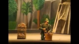 Canción de Papageno, La Flauta Mágica, Mozart