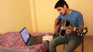 Hum Tere Bin - Aushique 2 Guitar Cover by Ram