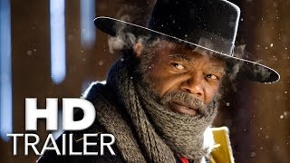 THE HATEFUL EIGHT - Offizieller Trailer #2 (HD)