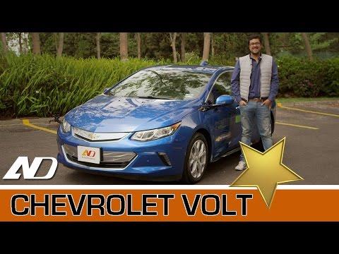 Chevrolet Volt - El eléctrico cercano a lo ideal