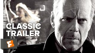 Sin City (2005) Official DVD Trailer - Bruce Willis, Clive Owen Crime Thriller