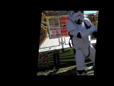 Storm Trooper does Gangnam Style