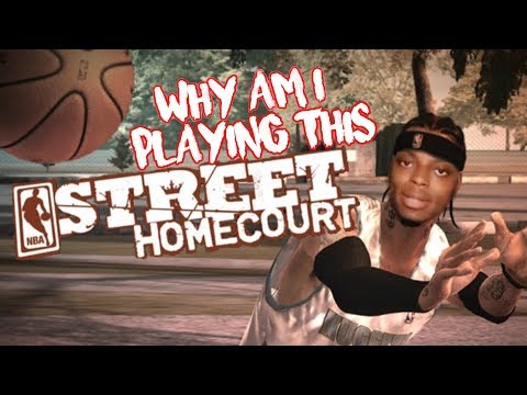 Why Am I Playing This?? Nba Streets HomeCourt Live