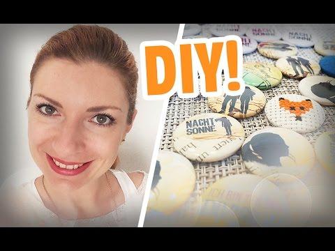 DIY // Buttons, Magnete, Ringe, Ketten