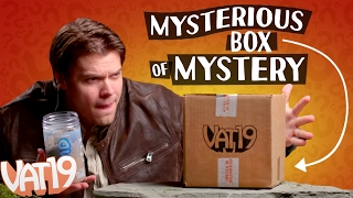 Mysterious Box of Mystery (Official Trailer)