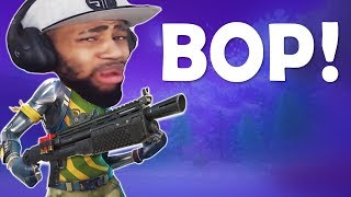 DAEQUAN BOP BOP | LOVE SHOCKWAVE GRENADES | HIGH KILL FUNNY GAME - (Fortnite Battle Royale)