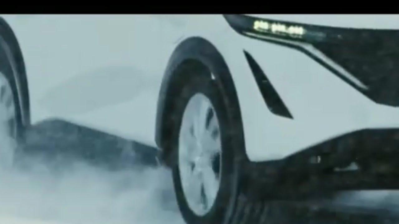 Nissan Ariya Electric Crossover Teased In Video|Debut On July 15|Tesla Model Y Rival!!ProPilot 2.0