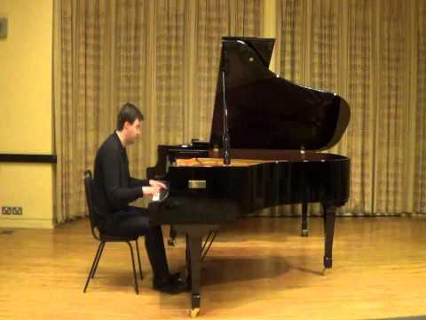 Brahms Variations on an Original Theme - Misha Krivoruchko