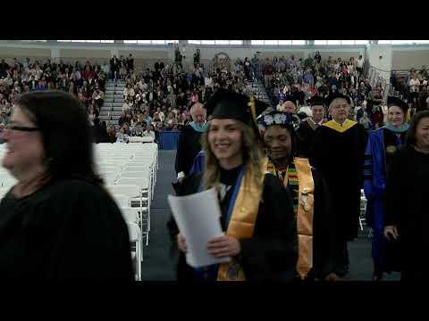 Suffolk County Community College - Graduation 2019 10am