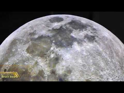 Lunar Surface Constructed Objects Spectacular Close Up Proof