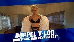 DOPPEL V-LOG - WAS WAR DA DENN LOS?          I  LUCY CAT