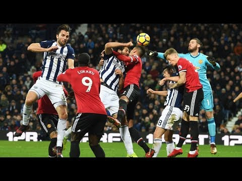 Manchester United vs West brom || All Goals Highlights Extended 2018 HD ||