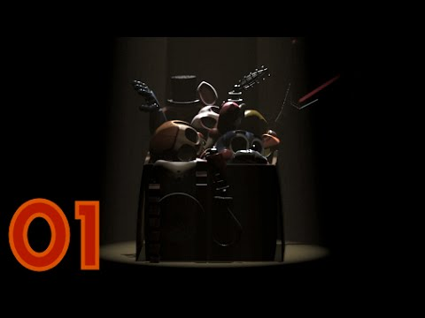 Five Nights at Freddy's 3   Pannoloni per adulti e pacemaker - ep.01 - gameplay italiano